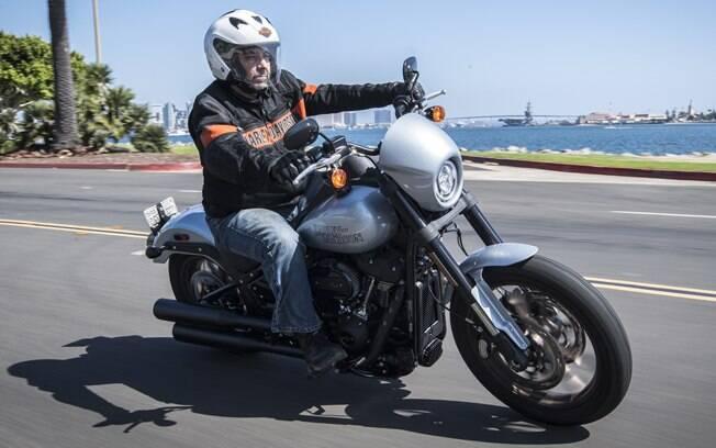 Harley-Davidson Low Rider S pode ser comprada com 30% de entrada e o saldo em 36 parcelas, de acordo com a fabricante