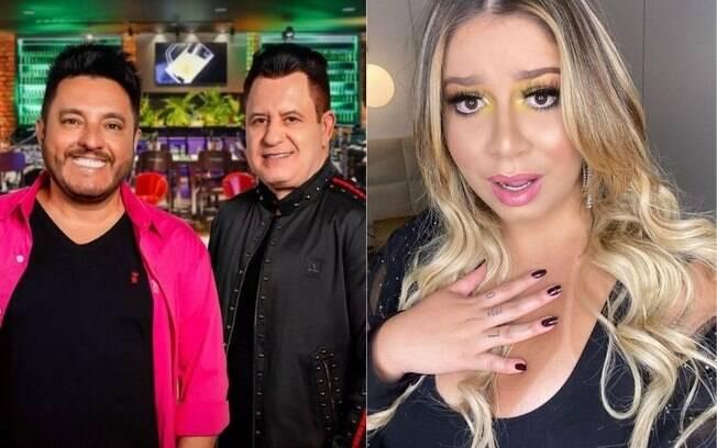 Marília Mendonça fala da suposta separação de Bruno e Marrone