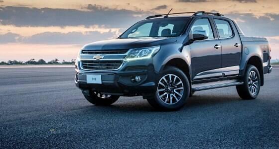 Chevrolet S10 ganha novo visual; veja o que mudou