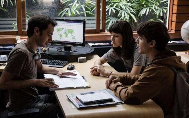 O diretor Daniel Ribeiro é também responsável pelo curta 'Não Quero Voltar Sozinho', de 2010 . Foto: Divulgação