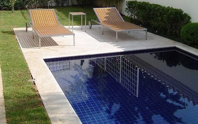Piscina conhe a os diferentes modelos arquitetura ig - Medidas de piscinas de casas ...