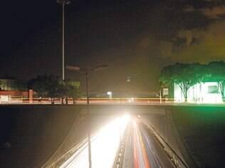 Municípios da região Central também ficaram sem energia elétrica