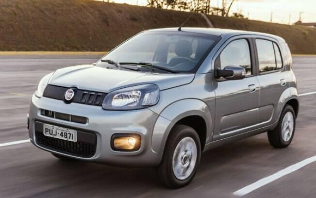Fiat Uno Evolution não teve boa fama no mercado