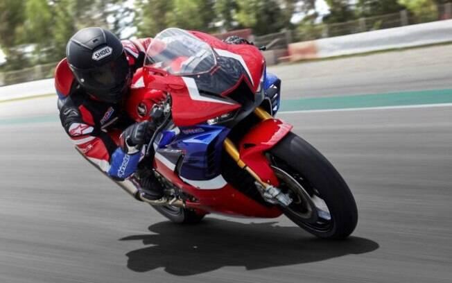 Honda CBR 1000RR-R: será o modelo mais esportivo da marca, para quem é fã de velocidade e itens personalizados