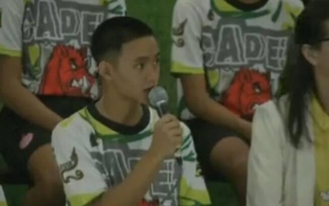 Meninos deram uma entrevista bem descontraída nesta quarta; onde falaram, inclusive, que torceram para a França na Copa