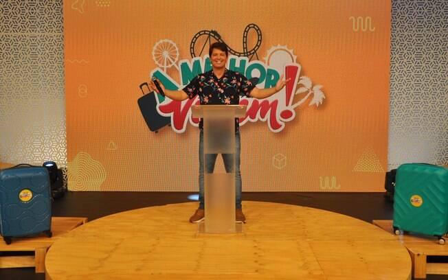 Mario Frias estreia novo programa na Rede TV!