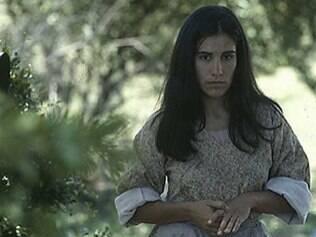 Gloria Pires como Ana Terra em