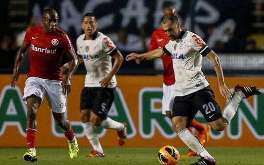 Em noite de festa, Tite dá adeus ao Pacaembu com 0 a 0 contra o Inter - Home - iG