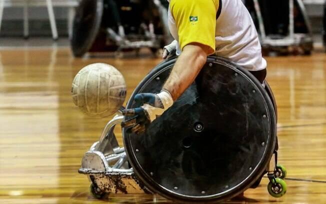 Basquete em cadeira de rodas do Brasil busca medalha no Parapan 2019