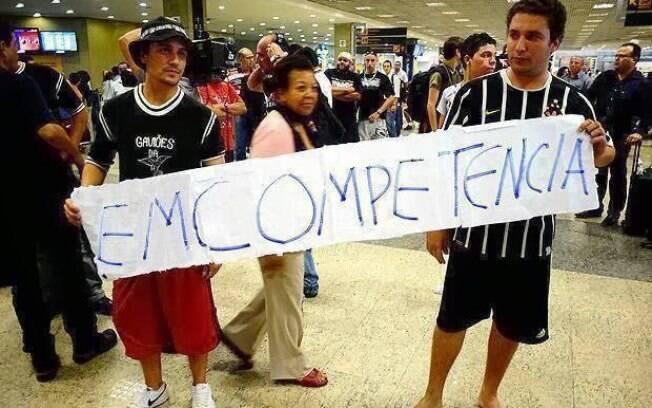 Montagem usada por Bolsonaro