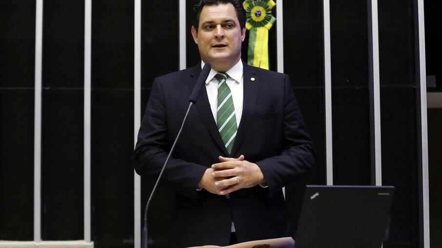 Deputado Geninho Zuliani, autor do projeto de lei  Fonte: Agência Câmara de Notícias
