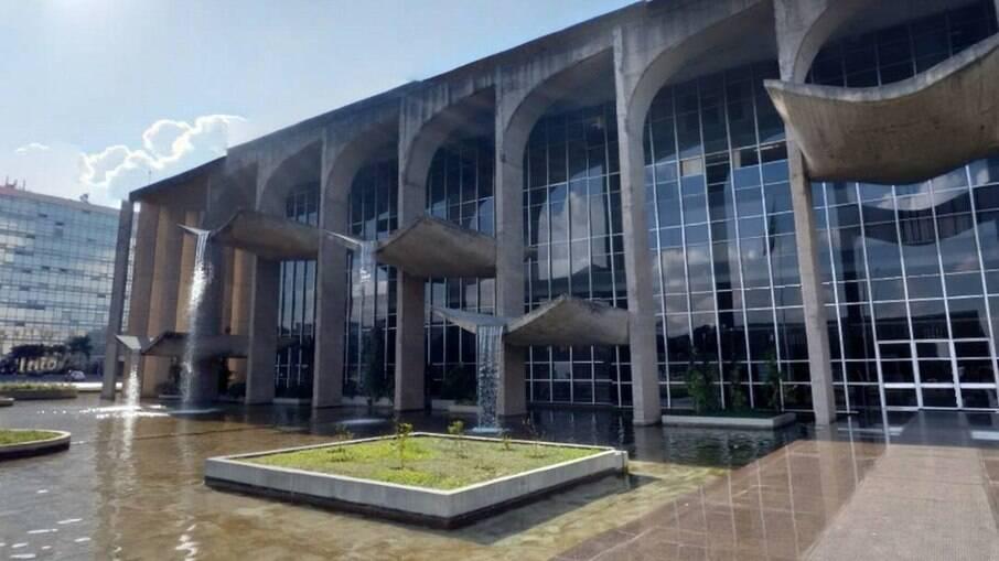 Fachada do Tribunal de Justiça do Distrito Federal e Territórios (TJDFT) Foto: Reprodução