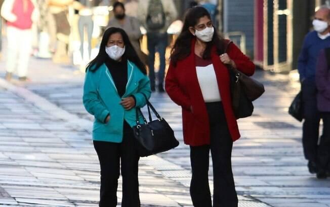 Avanço de frente fria derrubará ainda mais as temperaturas em Campinas