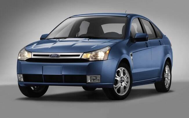 Ford Focus 2ª geração (EUA)