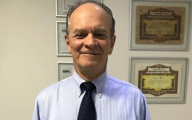 O médico Condesmar Marcondes foi um dos organizadores do XXIII Congresso Brasileiro de Reprodução Humana