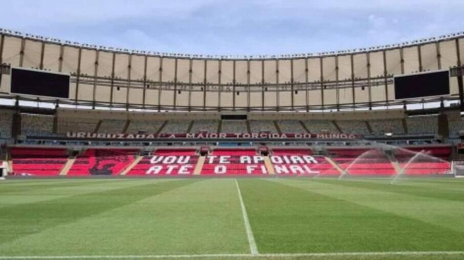 Maracanã será palco de Flamengo x Corinthians neste domingo