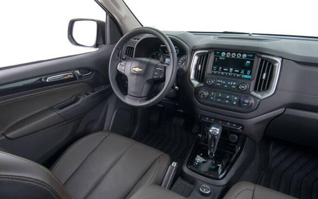 My Link Chevrolet >> Chevrolet S10 2019 chega com mais segurança para todas as ...