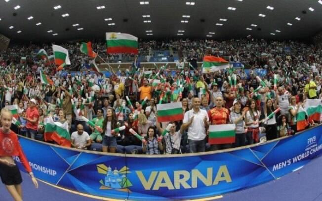 A Bulgária sediou o Campeonato Mundial masculino de vôlei de 2018 e deseja, ao lado de outros três países receberem a Copa do Mundo de 2030