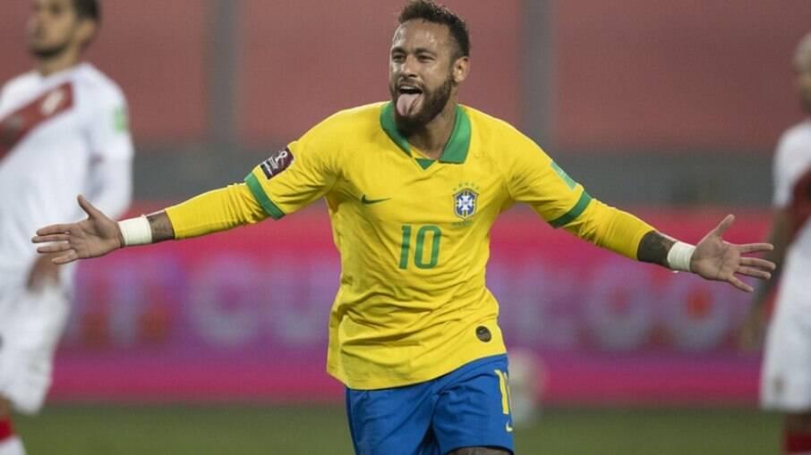Camisa 10 da Seleção Brasileira desmentiu ter interrompido Rogério Caboclo nos vestiários