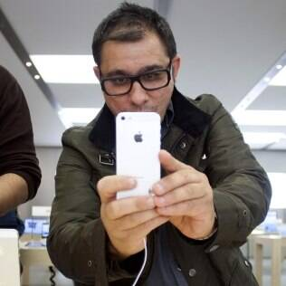Câmera do iPhone 5 apresenta problemas para alguns usuários