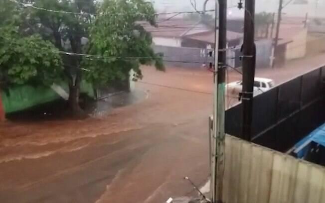 Chuvas causam estragos na Região Metropolitana de Campinas