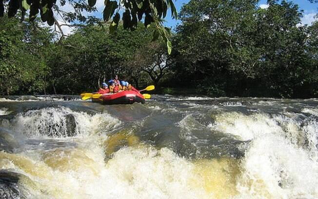 Os apaixonados pelo turismo de aventura deve visitar esse destino no interior de São Paulo para aproveitas as atrações