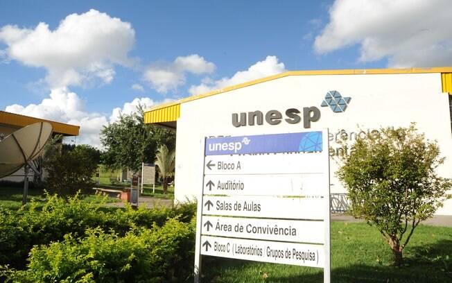 RANKING CWUR - Posição no País: 7ª) Universidade Estadual Paulista (Unesp). Foto: Divulgação