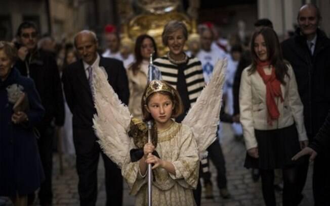 Cristãos celebram a Páscoa na Espanha