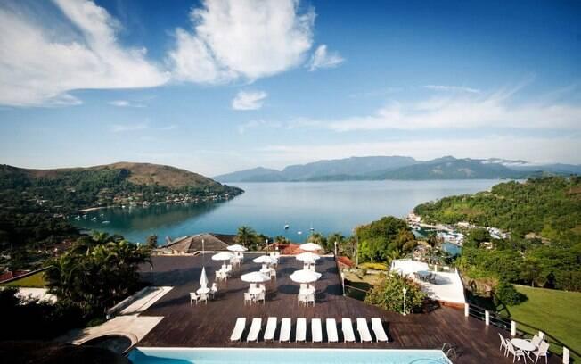 Portogalo Suite Hotel em Angra dos Reis, no estado do Rio de Janeiro