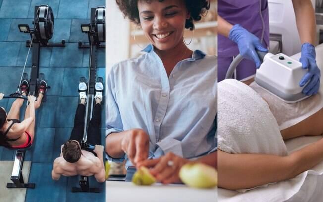 Na hora de descobrir como perder gordura localizada é importante ter em mente que é preciso mudar hábitos do dia a dia
