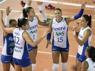 Equipe do Rio de Janeiro não sabe o que é derrota nesta edição da Superliga