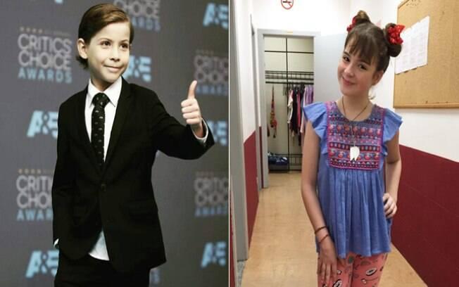 Crianças mais influentes da mídia