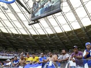 Cruzeiro será o mandante do jogo e terá 90% da torcida no estádio