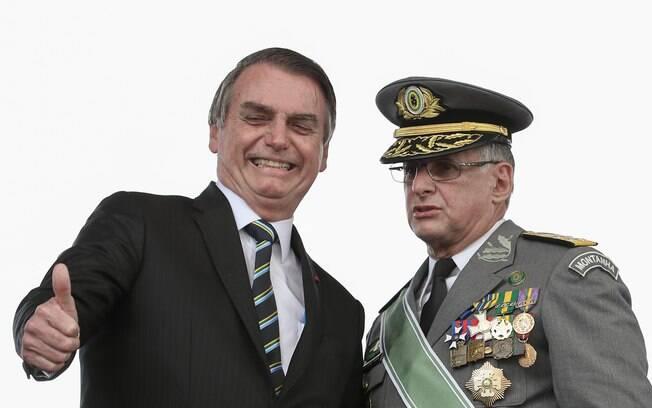 O preferido de Bolsonaro para o comando do Exército