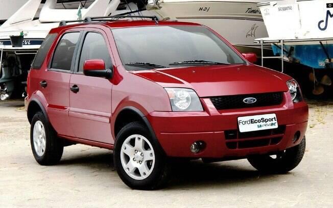Ford EcoSport tinha entre os fortes argumentos para se dar bem no mercado o preço atraente para um SUV