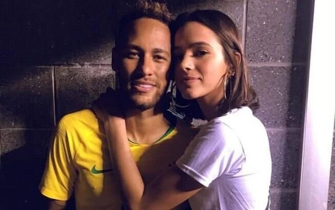 Fim de Brumar! Bruna Marquezine e Neymar terminaram pela quarta vez o seu relacionamento