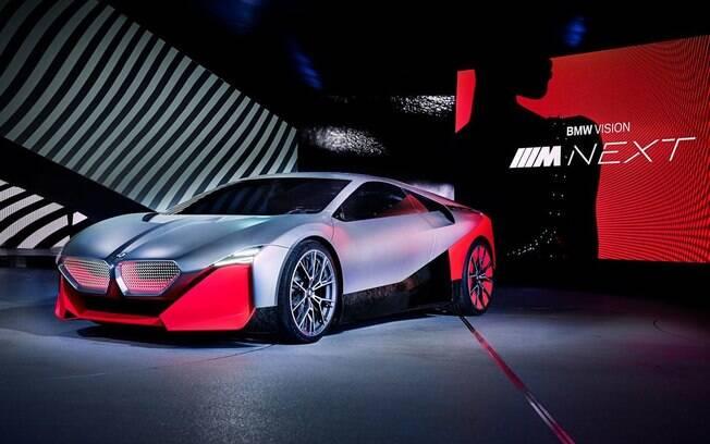 A BMW apresentou seus planos para nova geração de modelos elétricos de automóveis e motocicletas