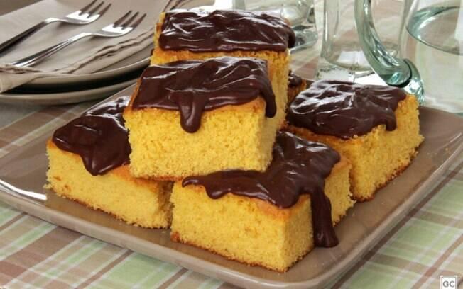 As melhores receitas de bolo de cenoura para se deliciar