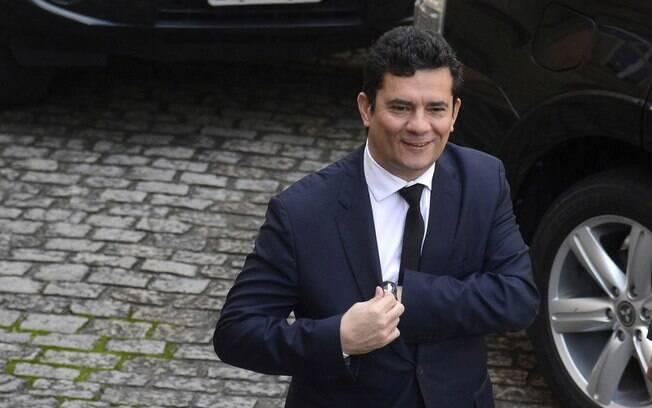Ministro da Justiça, Sérgio Moro