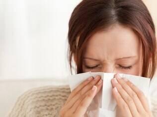 Espirros e coriza: sintomas comuns das alergias podem ser confundidos com os de gripe