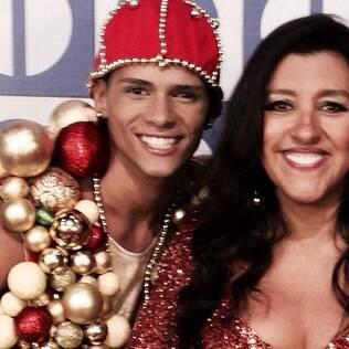 DG com Regina Casé
