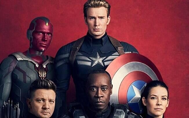Capitão América, Homem de Ferro, entre outros são especulados para morrer em ato heróico