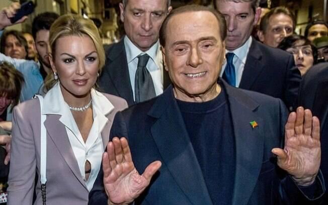 Berlusconi e Francesca