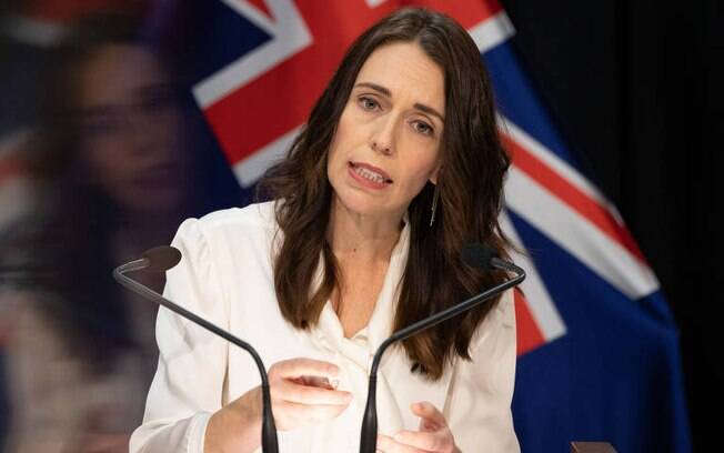 Jacinda Ardern, primeira-ministra da Nova Zelândia