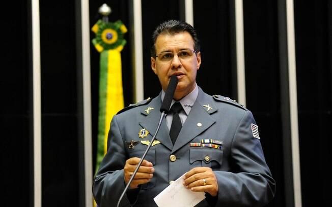 Capitão Augusto (PR-SP) é um dos deputados eleitos ligados à segurança pública. Ele já se candidato à Presidência da nova Câmara dos Deputados