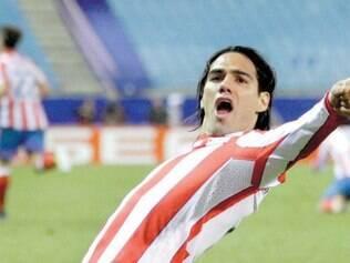 Atual time de Falcao quer R$ 37,5 milhões para emprestar o atleta