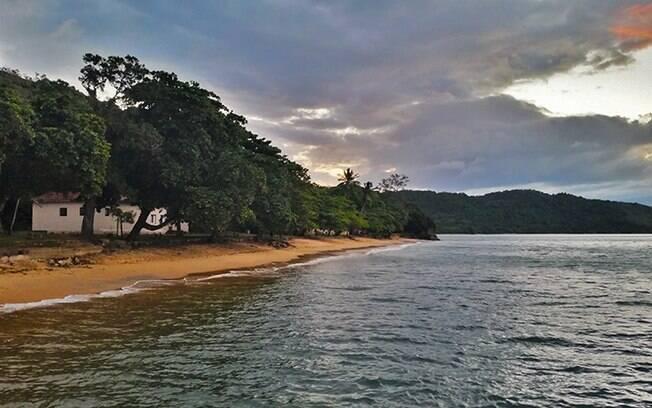 O Parque Estadual Ilha Anchieta é uma das ilhas próximas a São Paulo para conhecer