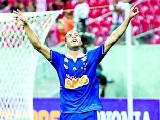 Contusão. Jovem Mayke, que hoje terá nova chance como titular do Cruzeiro, foi prejudicado por causa de problemas físicos