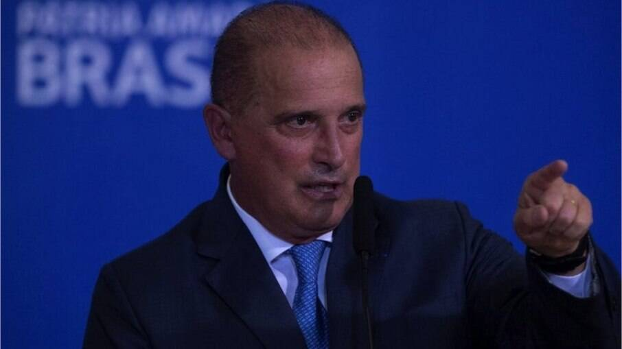 Ministro-chefe da Secretaria-Geral da Presidência da República, Onyx Lorenzoni
