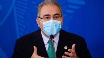 """""""Estados também têm que procurar medicamentos"""", diz Queiroga"""